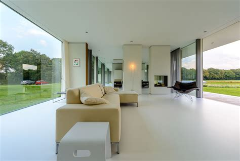 apartment interior small modern glass house plans see through glass house on private pasture