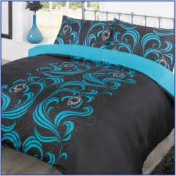 Teal Bedding Sets King Size Black And Teal King Size Bedding Home Improvement Gallery