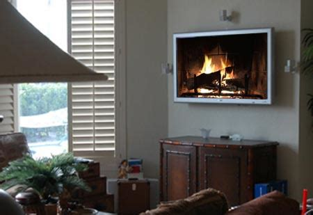 ambient ultimate fireplace dvd in 1080i hd
