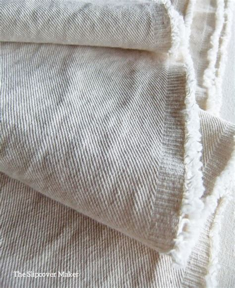 best slipcover fabric 12 ounce natural bull denim from big duck canvas