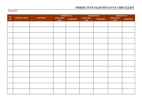 equipment replacement plan template equipment replacement plan template 28 images