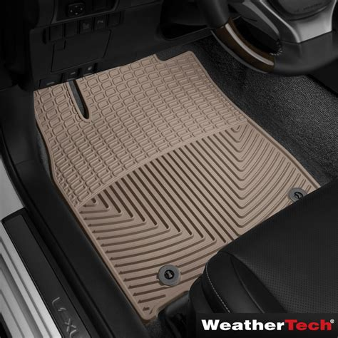Custom Fit Car Mats Canada by The Weathertech Custom Fit Auto Floor Mats Front