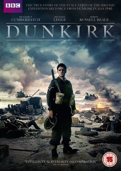 ww2 film dunkirk dunkirk dvd bbc film movie benedict cumberbatch genuine r2