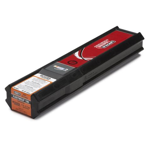 lincoln electrode lincoln fleetweld 180 6011 3 32 quot stick electrode 5 lb