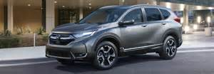 Honda Crv Pricing 2017 Honda Cr V Pricing Information