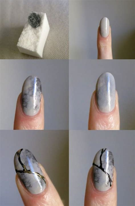 le pour les ongles les tendances chez la d 233 co ongles 62 variantes en photos