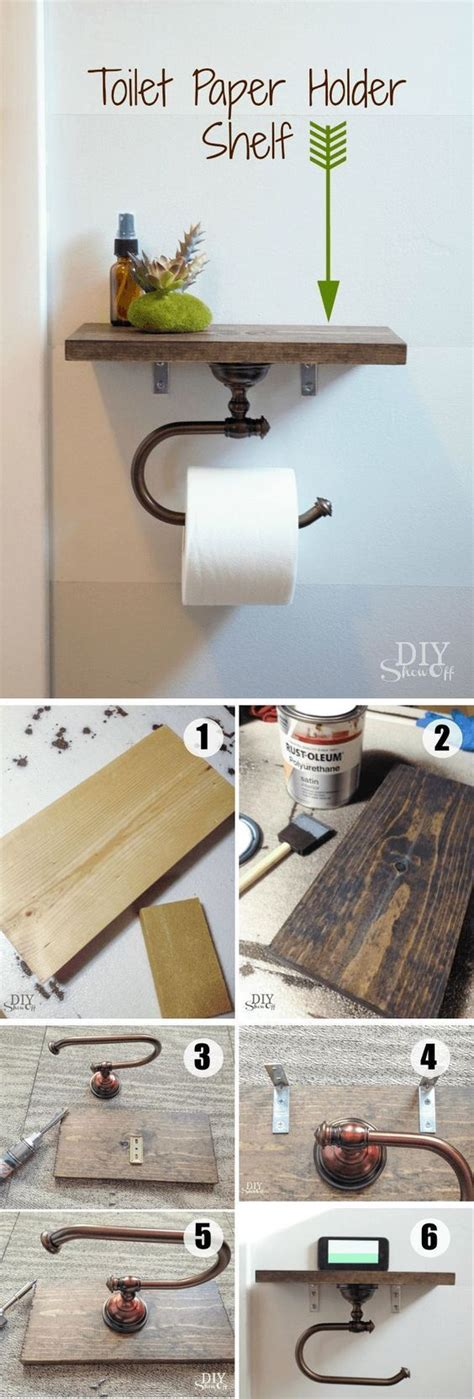 100 ideas to try about toilet paper holder shelves the 25 best diy home d 233 cor ideas on pinterest diy house