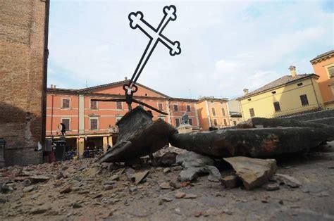 di imola san in persiceto terremoto i danni nel bolognese a crevalcore e san