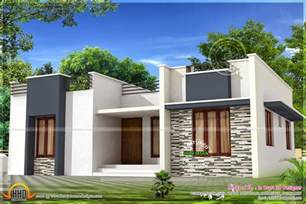 New Single Floor House Plans by 3 Bed Room Budget Home Design 971 Sq Ft Kerala Home