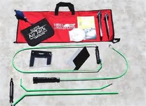 car door unlock kit access tools erk emergency car unlocking kit lock out tools