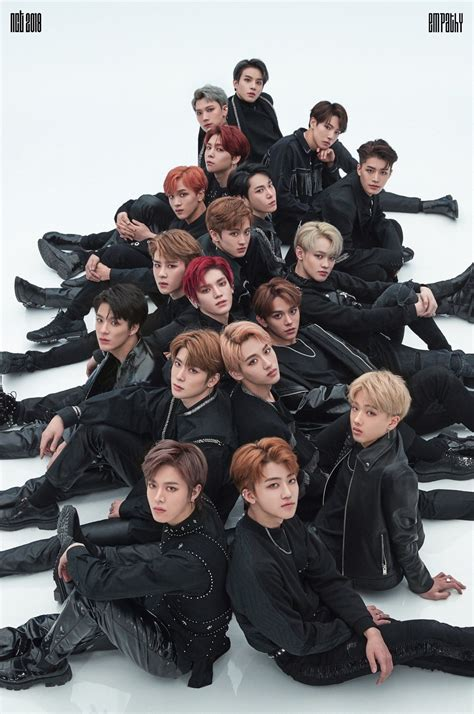 Poster Kpop A4 Nct Taeyong nct 2018 empathy ncttttt nct kpop and