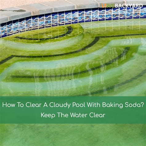 how to unclog a with baking soda and vinegar baking soda in pool design decoration
