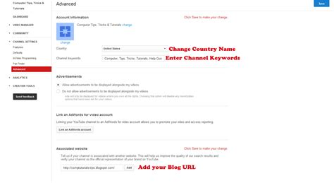 adsense youtube url quickly approved google adsense account computer tips