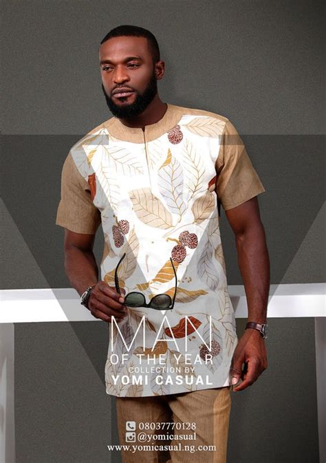 Yomi Casual Catalloge | yomi casuals man of the year collection lookbook
