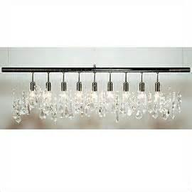 linear strand chandelier z gallerie linear strand chandelier