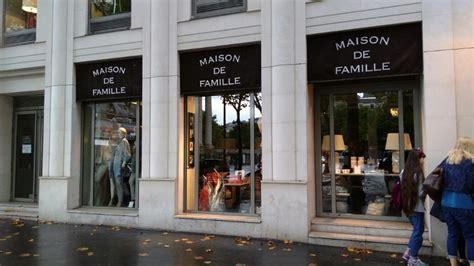 Maison De Famille by Maison De Famille Magasin De D 233 Coration 10 Place