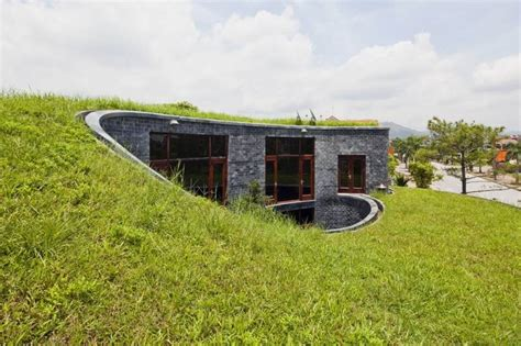 organic house exhilarating natural house rooted to the earth stone