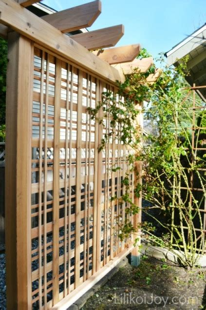build a garden trellis beautiful garden trellis for climbing roses or vines