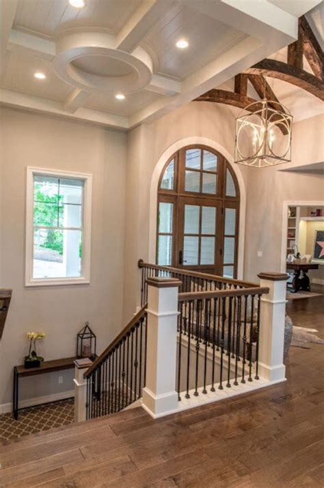 banister homes 25 best ideas about staircase railings on pinterest