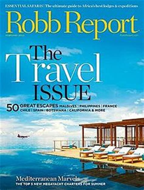 Robb Report Magazine by Luxury Title Robb Report Appoints Steve Colquhoun And Connolly Mumbrella
