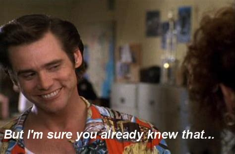 Ace Ventura Meme - ace ventura quotes really image quotes at relatably com