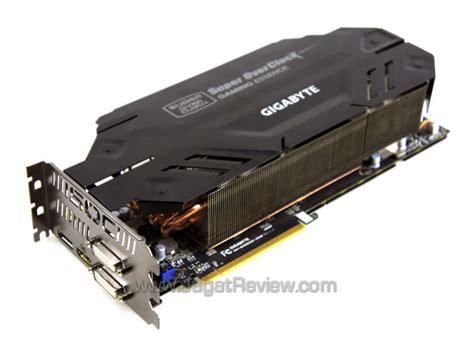 Vga Card Nvidia Seri Gtx review vga nvidia gigabyte gtx 680 overclock kepler dengan 5 buah kipas pendingin
