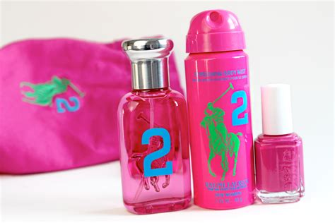 Sprei Pony Pink big pony fragrances by ralph models picture