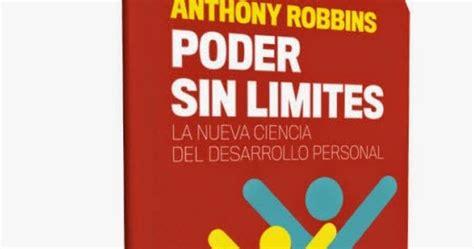 libro poder sin limites los mejores contenidos para ti poder sin limites anthony robbins pdf