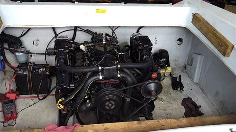 4 3l boat motor knocking youtube - Boat Engine Knocking