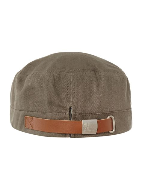 Snapback Hat Fred Ferry Chinays Fashion Lyst Fred Perry Driver Style Hat In For