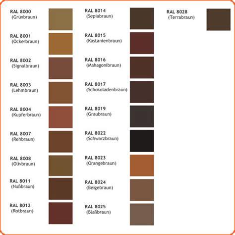 Brauner Farbton by Holzfenster Die Farben Bei Fensteragentur24 De