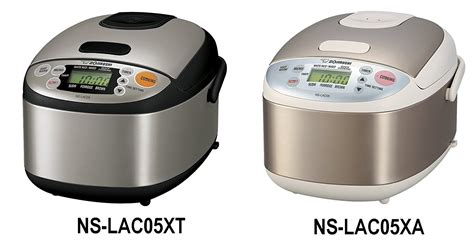 Rice Cooker Zojirushi Indonesia zojirushi ns lac05xt micom 3 cup rice cooker and warmer