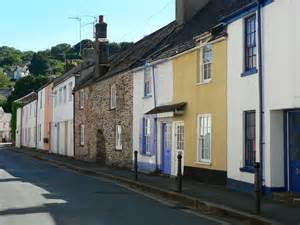 Cottages In Totnes by Terraced Cottages In Warland Totnes 169 Mick Lobb Cc By Sa