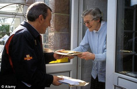 When Does The Mail Come To House by Royal Mail Reveals Plans To Start Leaving Signed For Post With Neighbours Daily Mail