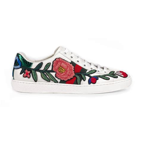 gucci shoes gucci ace embroidered low top sneaker home bazar