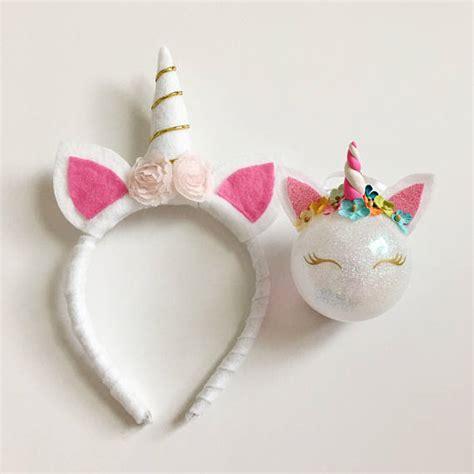 unicorn christmas ornament total survival