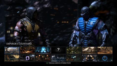 Bd Ps4 Mortal Kombat Xl ps4 mortal kombat x 02857 gamezone