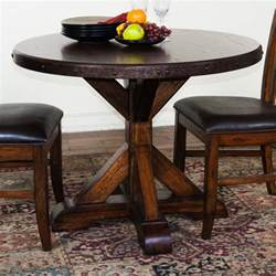 42 Dining Table Riverside 16753 16754 Placid Cove 42 Dining Table In