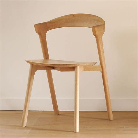 sedie in rovere bok per bar e ristoranti sedia in legno di rovere