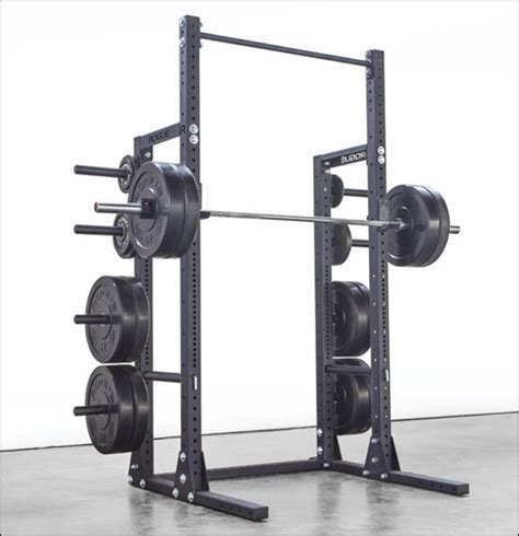 Rogue R4 Power Rack Review by Rogue R3 Infinity Power Rack Half Rack Review