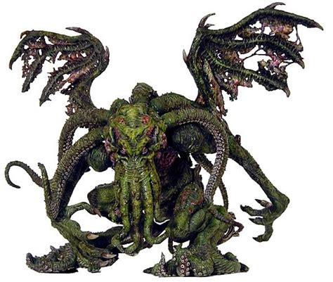 h p lovecraft figure nightmares of h p lovecraft cthulhu figure multiverse