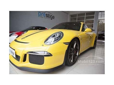 Porsche Gt3 3 8 2014 Yellow jual mobil porsche 911 2014 s 3 8 di dki jakarta