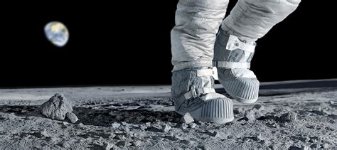 Walking To The Moon astronaut walking on the moon photograph by detlev