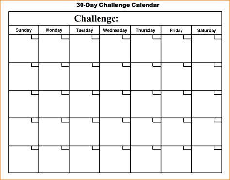 Printable 30 Day Calendar Printable 360 Degree 30 Day Calendar Template