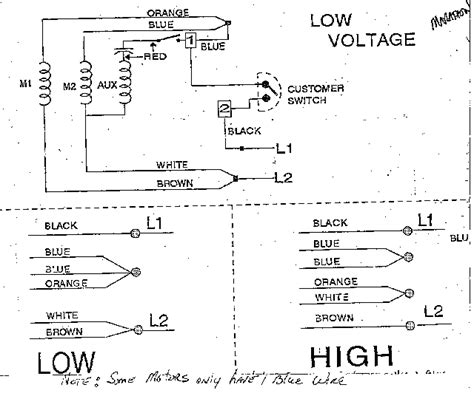 marathon electric motor wiring diagrams free
