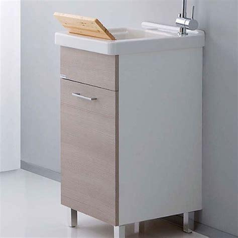 vasca lavatoio in ceramica lavatoi in ceramica vasca lavapanni con mobile ticino 45x50