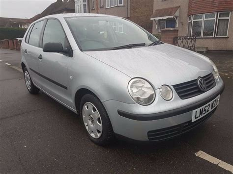 austria 2003 vw golf at 5 4 polo and fabia follow best selling cars blog 54k miles 2003 vw polo 1 2 l manual 5 doors volkswagen not 1 4 auto mk3 mk4 mk5 golf honda clio