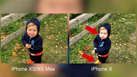 comparison iphone xs max vs iphone x macrumors