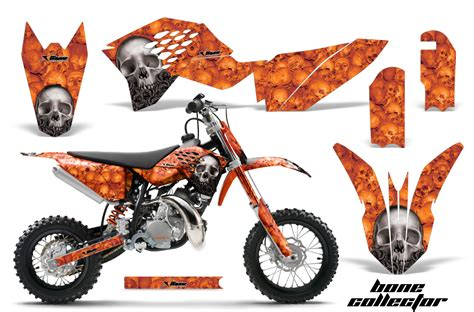 Ktm Sx 50 Graphics 2009 2015 Ktm Sx50 Graphics Kit 40 Designs
