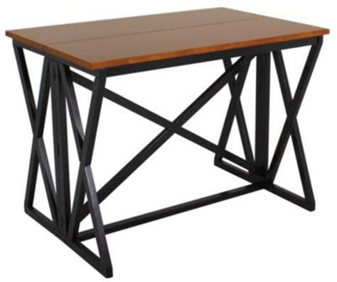 flip top bar table intercon siena flip top counter table homemakers furniture